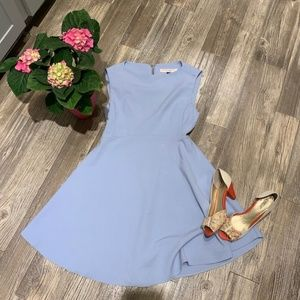 French Connection Light Blue Dress